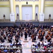 Csajkovszkij: Hattyúk tava szvit (op. 20a) | 2018. tavaszi hangverseny